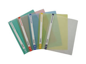 Wholesale a4 file: Customized A4/ FC Opaque Base Folder/ File Folder with Clip