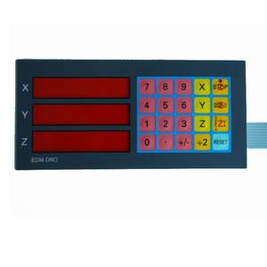 Wholesale membrane switches: Custom Prototype Membrane Switch