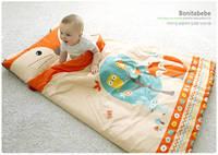 Preschool Daycare Toddler Nap Hypoallergenic Mat Slumber Bag