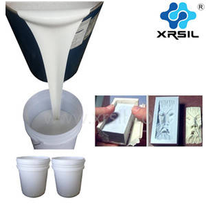 Wholesale silicone products: Two Component RTV Liquid Silicone Rubber for Silicone Molds for Cement Product