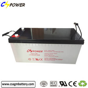 Wholesale sla battery: Purchase Rechargeable Gel Battery 12V200ah for Governments Projects