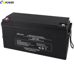 Wholesale 24hr car service: OEM Deep Cycle 12V 150ah VRLA AGM Solar Battery