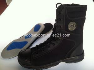 Wholesale cotton army cap: ZD047Canvas Duty Boots. Combat Boots, Army Boots, Military Boots, Canvas Boots for Export