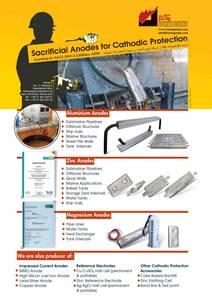 Wholesale puree: Sacrificial Aluminum Anode