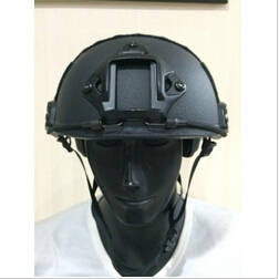 Wholesale bullet proof fabric: FAST Military Bullet Proof Helmet