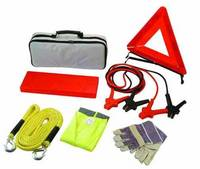 Emergency Tools Kit(Warning Triangle,Towing Strip)