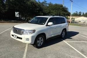 Wholesale white board: 2013 Toyota Land Cruiser