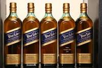 Johnnie Walker Blue Label Ready for Export