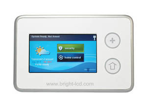 Wholesale alarm system: 4.3inch TFT LCD Module for Touch Screen Keypad Home Security and Alarm System