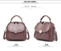 Genuine Leather Shoulder Bags Fashion Handbag 2