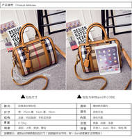 Genuine Leather Shoulder Bags Fashion Handbag Lady Bag 2