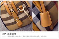 Genuine Leather Shoulder Bags Fashion Handbag Lady Bag 6