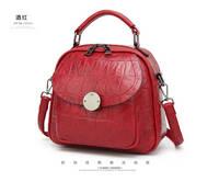 Genuine Leather Shoulder Bags Fashion Handbag 7