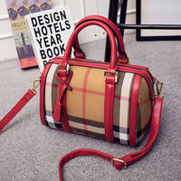 Genuine Leather Shoulder Bags Fashion Handbag Lady Bag 7