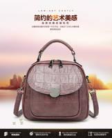 Genuine Leather Shoulder Bags Fashion Handbag 8