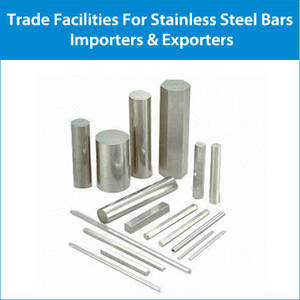 Wholesale stainless steel machinery equipment: Trade Finance Facilities for Stainless Steel Bar Importers & Exporters