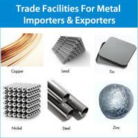 Get Trade Finance Facilities for Metals Importers & Exporters