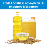 Get Trade Finance Facilities for Soybean Oil Importers & Exporters