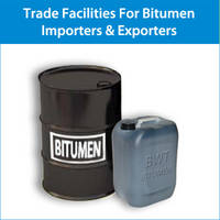 Get Trade Finance Facilities for Bitumen Importers & Exporters