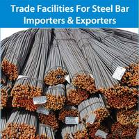 Get Trade Finance Facilities for Steel Bars Importers & Exporters