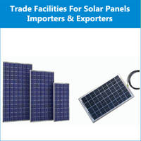 Get Trade Finance Facilities for Solar Panels Importers & Exporters