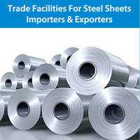 Trade Finance Facilities for Steel Sheet Importers & Exporters