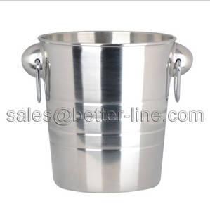 Wholesale Ice Buckets: 4L Champagne Bucket