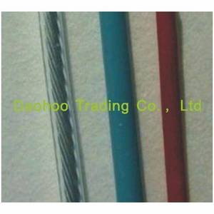 Wholesale silver plated copper strip: Wire&Cable with Silver-coated Copper-core,F46-insulation