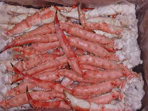 Wholesale king crab: Cooked King Crab Legs