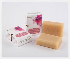 Wholesale Bath Supplies: Buten Miracle White Bar(Natural Whitening Soap)