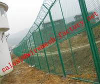 Anping Prison Fence (Factory)