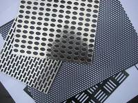 Sell perforated metal