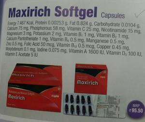 Wholesale hemoglobin: Maxirich