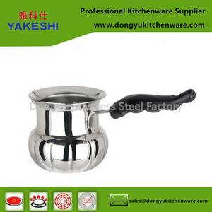 Wholesale Cookware: Hotsale Stainless Steel Milk Pot