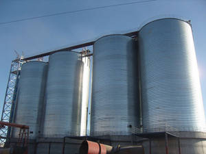 Wholesale fly ash: Fly Ash Storage Silo