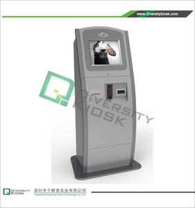 Wholesale coin change dispenser: Outdoor Parking Lot Kiosk Payment by Cash and Coin