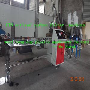 Wholesale coconut block: CTO Activated Carbon Filter Cartridge Machine