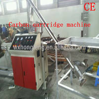 Supply CTO Activated Carbon Filter Cartridge Machine by Wuxi Hongteng