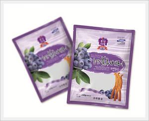 Wholesale korean red ginseng: Korean Red Ginseng Blueberry Candy
