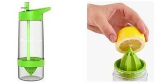 Wholesale Bottles: Portable Juicing Sport Bottle