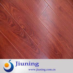 Wholesale hdf flooring: HDF Wooden Laminate Flooring