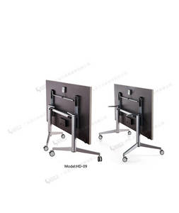 Wholesale School Furniture: With Multi-Purpose Socket On Table Top Mobile Office Folding Activity Table Training Desk