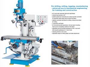 Wholesale z: Milling/Drilling Machine X6332Z