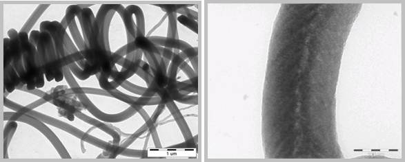 碳素Nano纤维(Graphite Nanofiber, GNF-100)