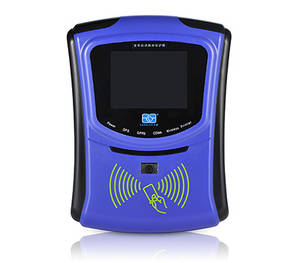 Wholesale onboard validator: Onboard Bus Ticket Validator with 2D Bar Code Scanner and NFC Reader