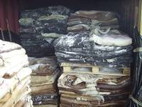 leather belts: Sell QUALITY WET SALTED ANIMAL HIDES