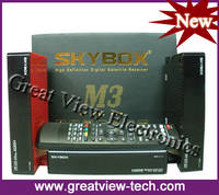 2011 New Skybox M3 HD Pvr Mini Satellite Receiver