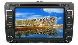 Wholesale portable dvd player: VW Passat Portable Car GPS DVD Player With Bluetooth,Dual Zone,IPOD,Cooling Fan,DC 12V