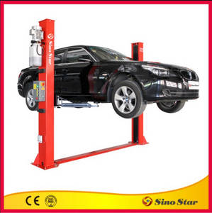 Wholesale bus door system: Motorcycle Hydraulic Car Lift(SS-6254E)