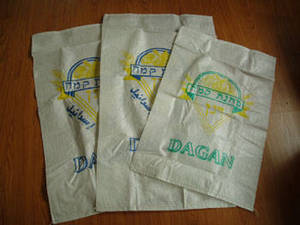 Wholesale pp woven bag: China Manufacture PP Woven Bag for Beans ,Corns,Seed Ect.